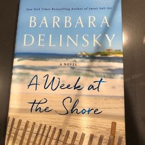 A Week at the Shore Barbara Delinsky Hardcover